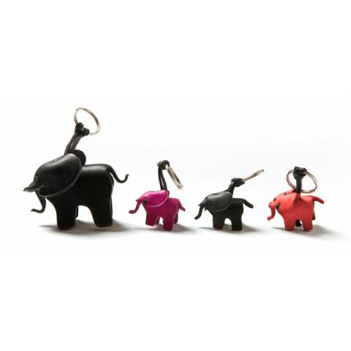Elephant Keyrings